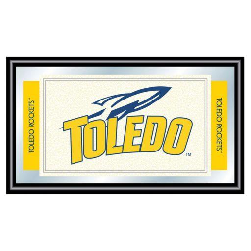 Toledo Rockets Framed Logo Wall Art