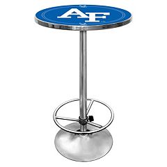 Air Force Falcons Chrome Pub Table