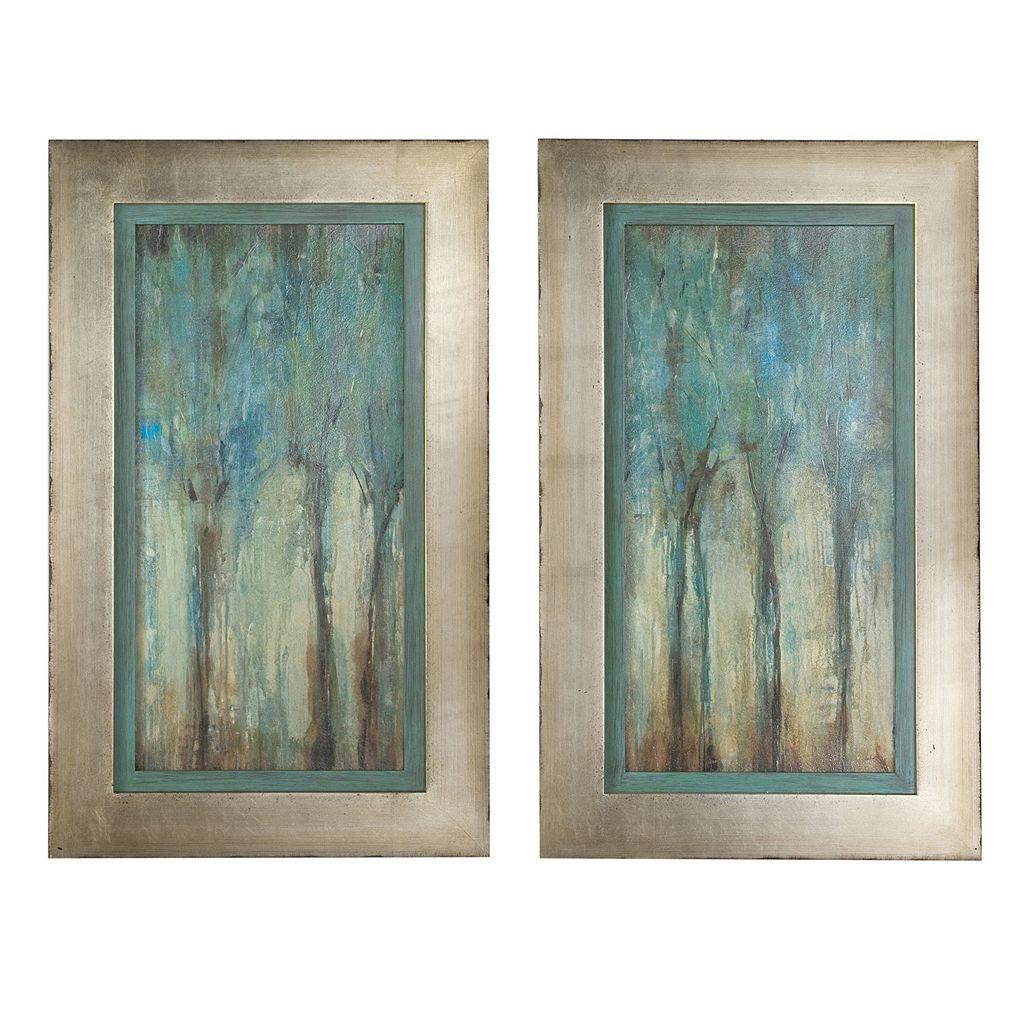 Whispering Wind 2-piece Framed Wall Art Set