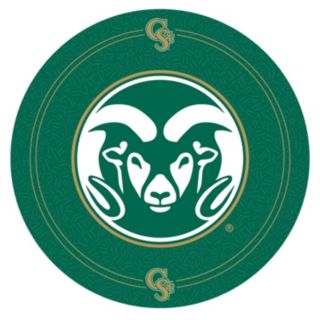 Colorado State Rams Chrome Pub Table
