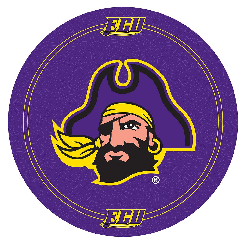 East Carolina Pirates Chrome Pub Table