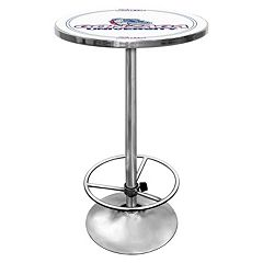 Gonzaga Bulldogs Chrome Pub Table