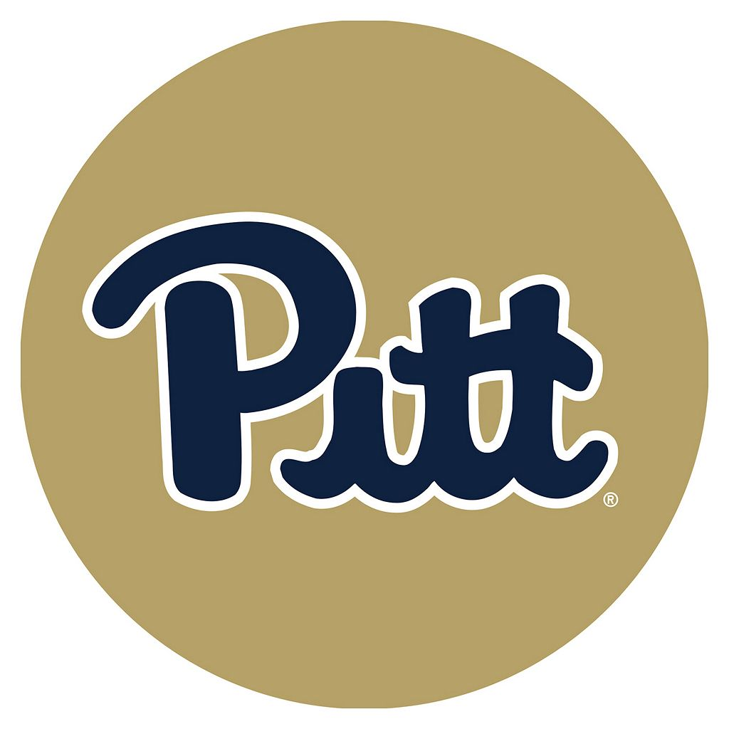 Pitt Panthers Chrome Pub Table