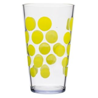 Zak Designs Dot Dot 6-pc. Highball Tumbler Set