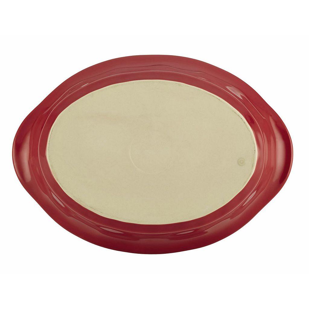 Rachael Ray Cucina 3 1/2-qt. Oval Casserole Dish