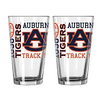 Boelter Auburn Tigers Spirit Pint Glass Set