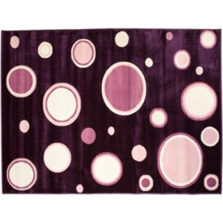 Infinity Home Melody Bubbles Geometric Rug - 7'10'' x 9'10''