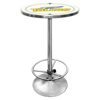 Toledo Rockets Chrome Pub Table