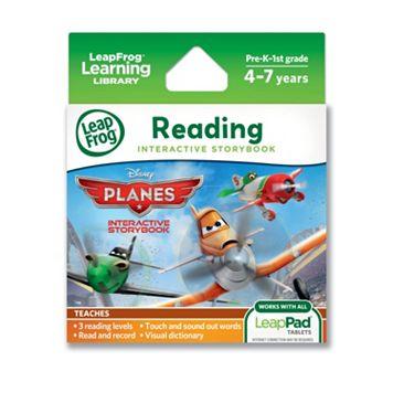 Disney Planes LeapFrog Interactive Storybook
