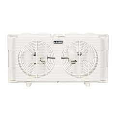 Lasko 7 in Twin Window Fan