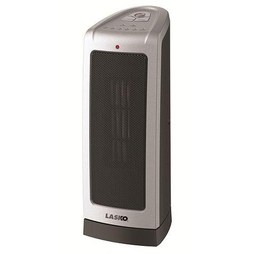Lasko Oscillating Ceramic Tower Heater (5309)
