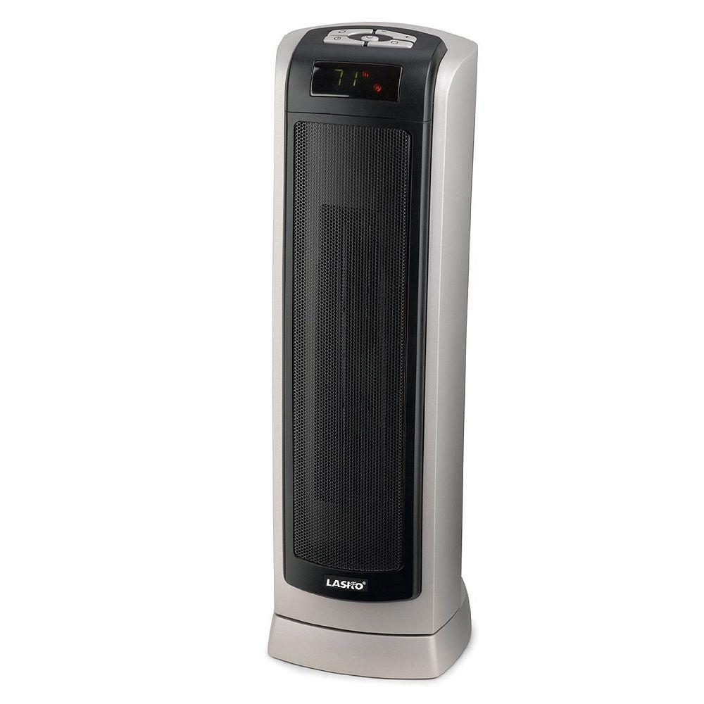 Lasko Ceramic Oscillating Digital Tower Heater