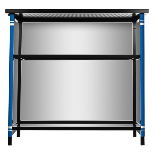 Air Force Falcons 2-Shelf Portable Bar with Case