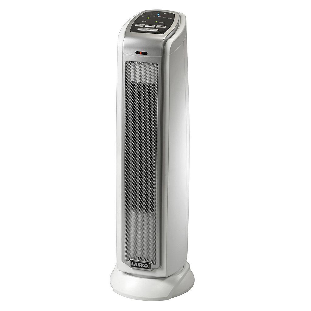 Lasko Oscillating Ceramic Tower Heater (5775)