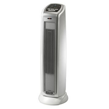 Lasko Oscillating Ceramic Tower Heater (5775)