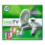 LeapTV Educational Active Video Gaming System