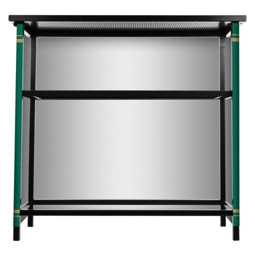Colorado State Rams 2-Shelf Portable Bar with Case