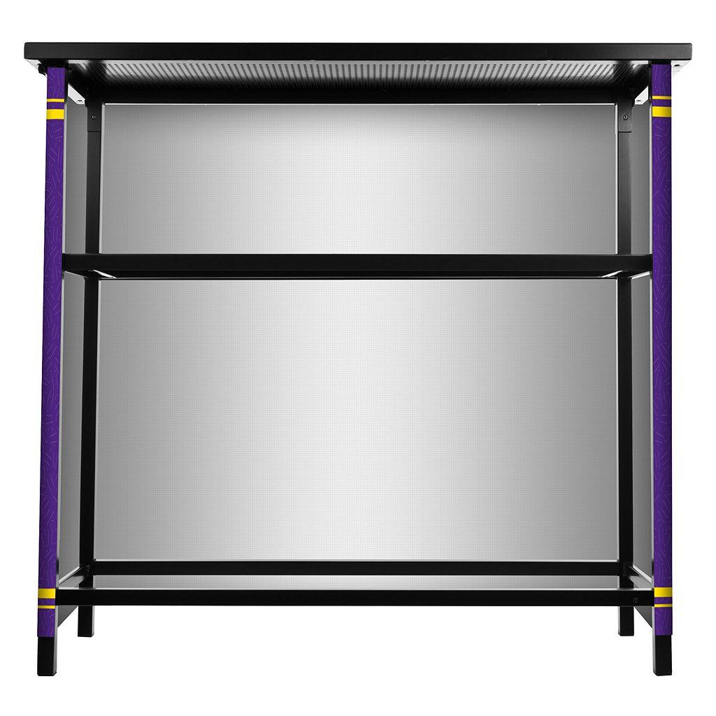 East Carolina Pirates 2-Shelf Portable Bar with Case