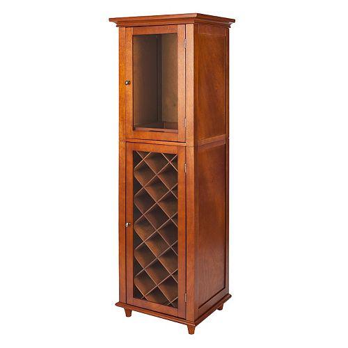 Napoli IV 16-Bottle Wine Storage Cabinet