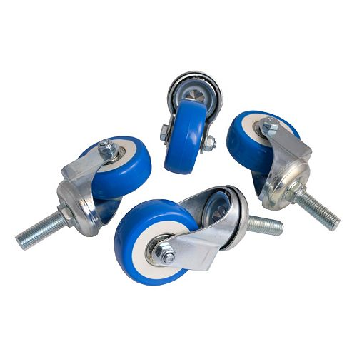 4-piece Wine Cabinet Caster Wheels Set