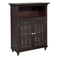 Neal 2-Door Floor Cabinet