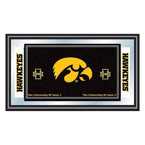 Iowa Hawkeyes Framed Logo Mirror