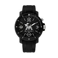 Sparo Men's Ghost Miami Marlins Watch