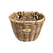 Nantucket Bicycle Basket Co. Tuckernuck Oval Bike Basket
