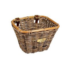 Nantucket Bicycle Basket Co. Tuckernuck Rectangle Bike Basket