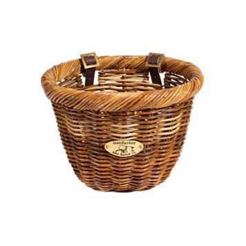 Nantucket Bicycle Basket Co. Cisco Oval Bike Basket
