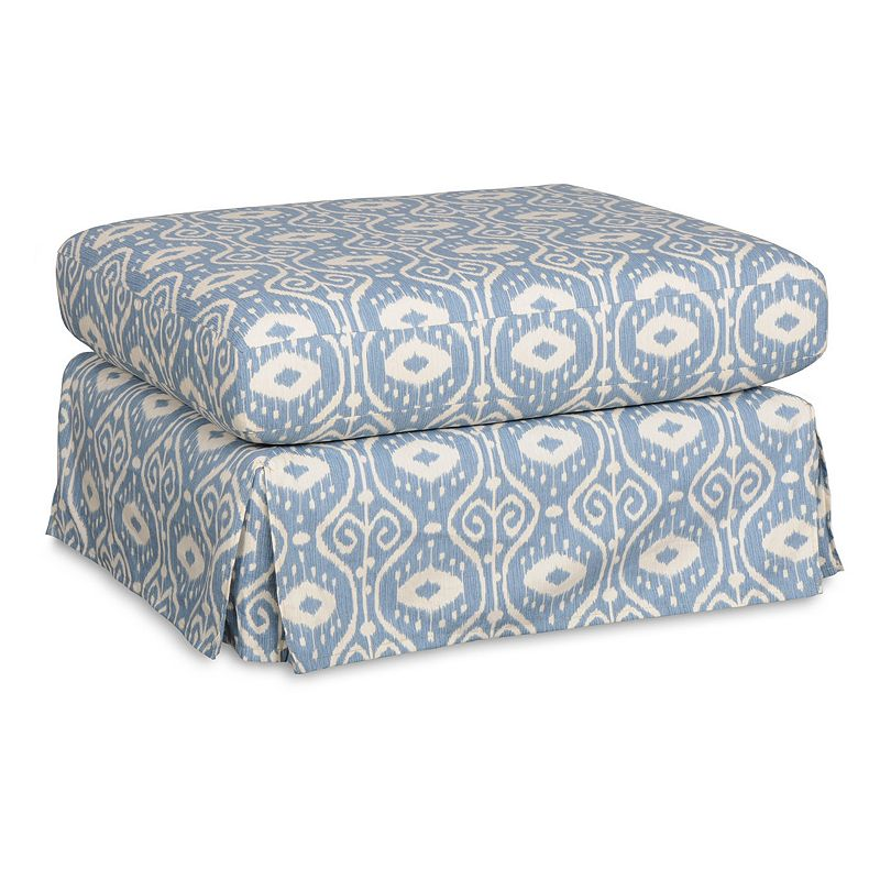 SOFAB Lily Slipcover Ottoman