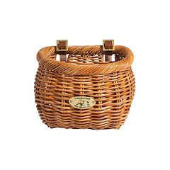 Nantucket Bicycle Basket Co. Cisco Classic Tapered Bike Basket