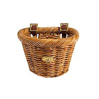 Kids Nantucket Bicycle Basket Co. Cisco Honey D-Shape Bike Basket