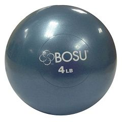 BOSU 4-lb. Medicine Ball & DVD Set