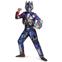 Transformers: Age of Extinction Deluxe Optimus Prime Costume - Kids