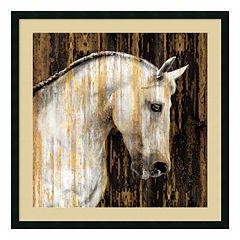 ''Horse II'' Framed Wall Art by Martin Rose