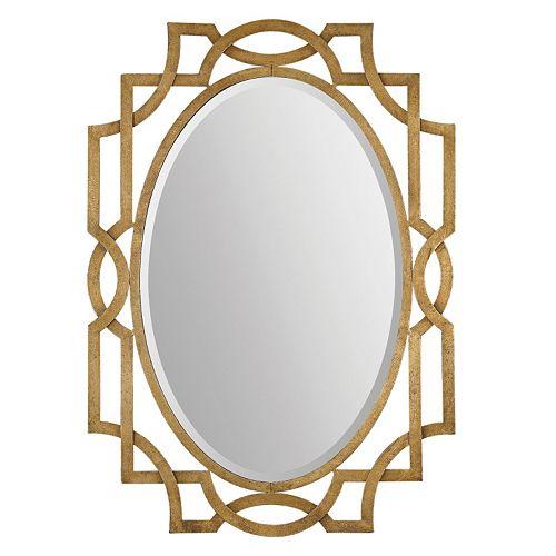 Margutta Beveled Wall Mirror