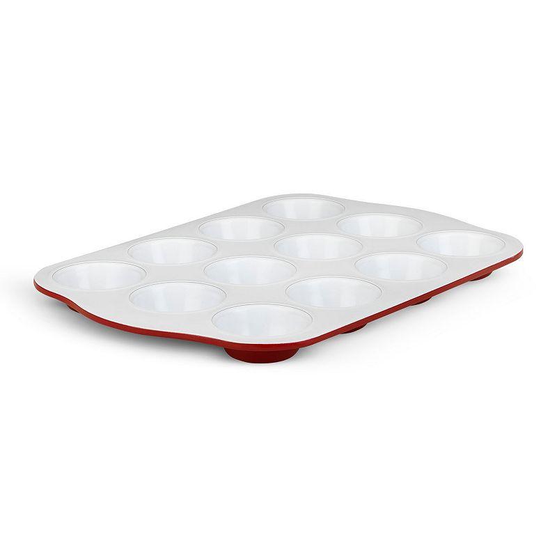 Bialetti Aeternum 12-Cup Nonstick Muffin Pan