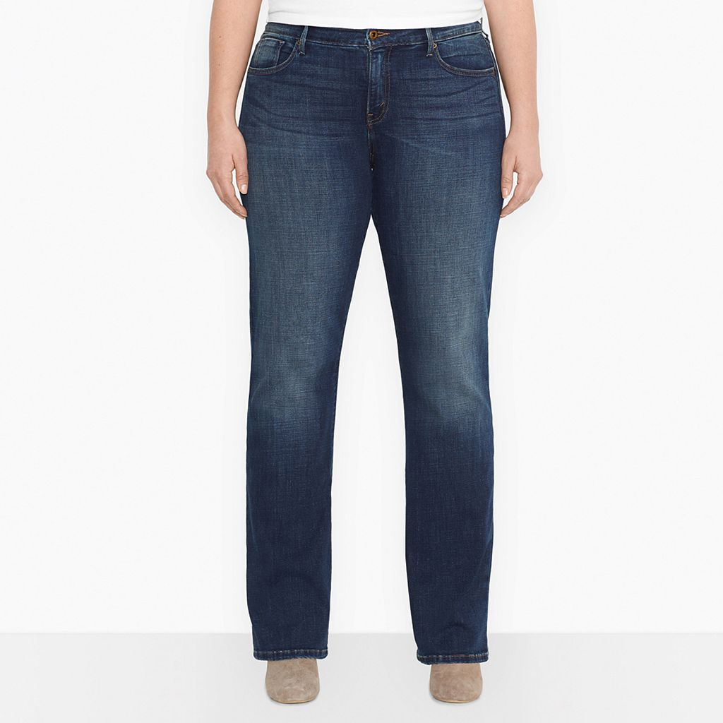 Plus Size Levi's® 512™ Perfectly Slimming Bootcut Jeans
