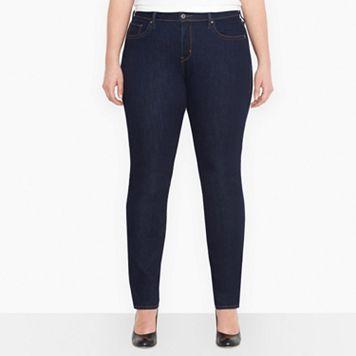 Plus Size Levi's® 512™ Skinny Jeans