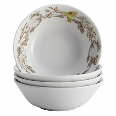 BonJour Fruitful Nectar 4-pc. Bowl Set