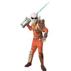 Star Wars Rebels Deluxe Ezra Costume Kids by