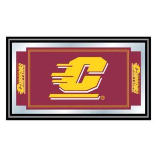 Central Michigan Chippewas Framed Logo Wall Art