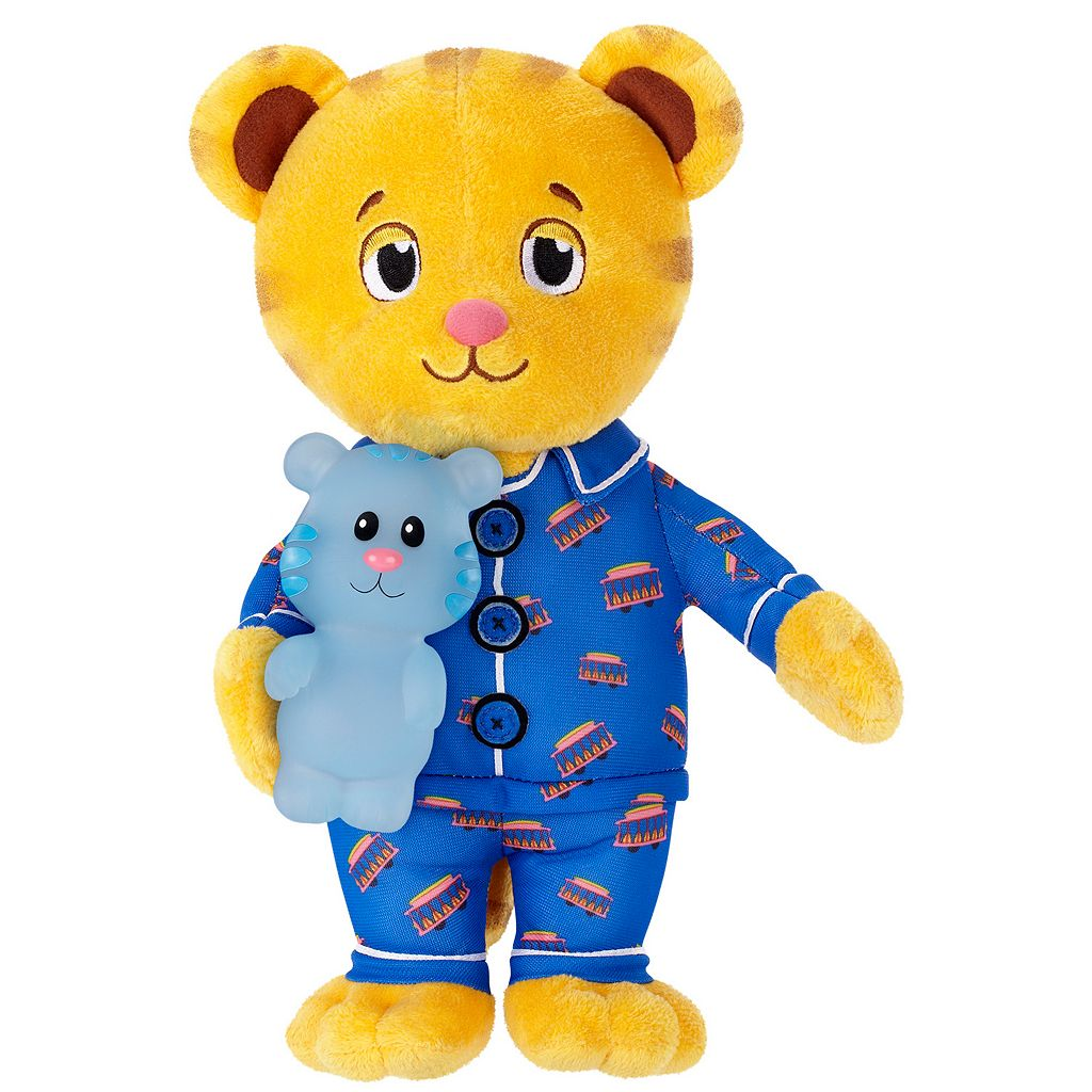 Goodnight, Daniel Tiger & Tige-y Plush & Book Set