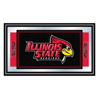 Illinois State Redbirds Framed Logo Wall Art