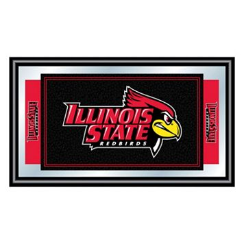 Illinois State Redbirds Framed Logo Wall Art