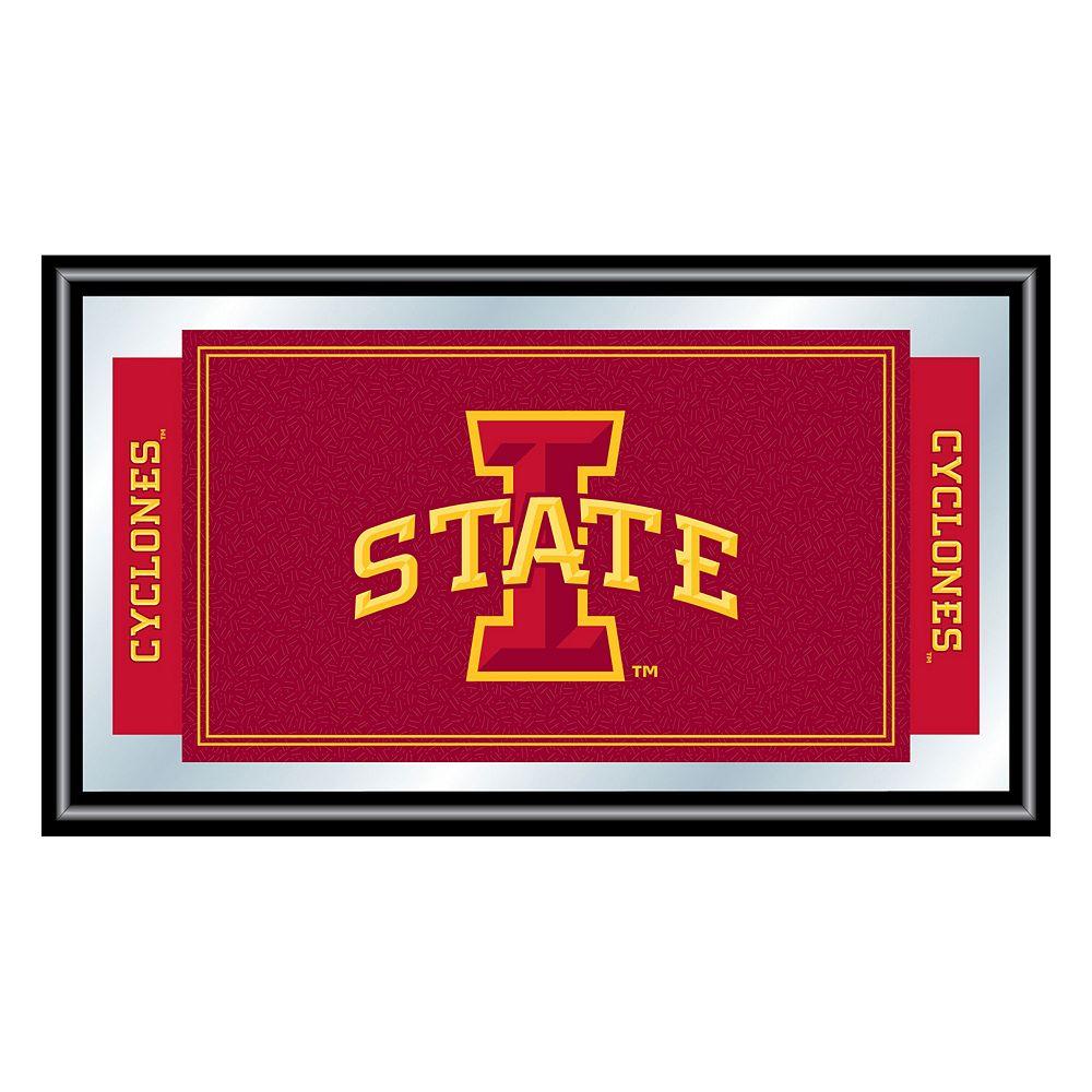Iowa State Cyclones Framed Logo Wall Art