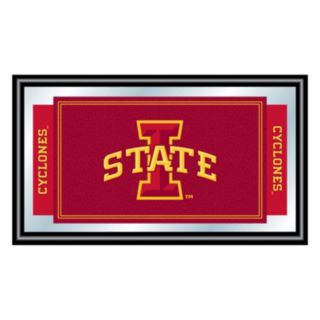 Iowa State Cyclones Framed Logo Wall Art