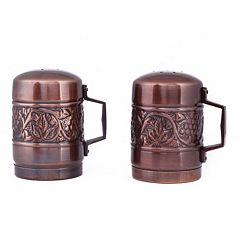 Old Dutch Antique Heritage Stovetop Salt & Pepper Shaker Set