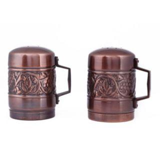 Old Dutch Antique Heritage Stovetop Salt and Pepper Shaker Set